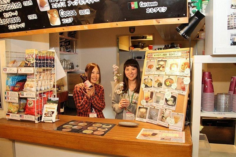 Photo Image of Good Place for Low Budget in Tokyo Sakura Hotel Jimbocho Pictures