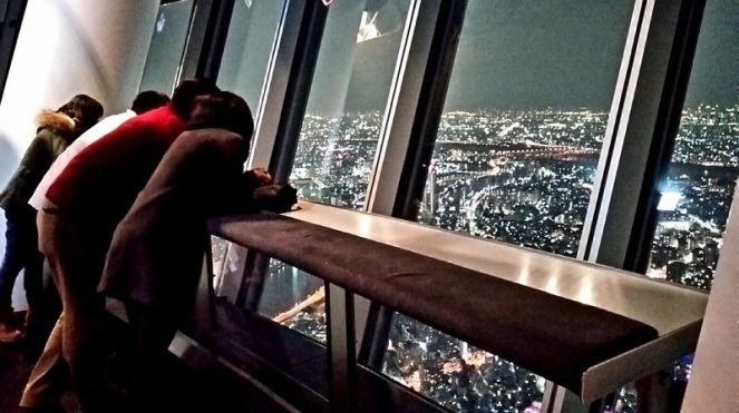 Image of Interesting Facts about Tokyo For Kids Enjoy Japan View From Tokyo Skytree Deck Pictures
