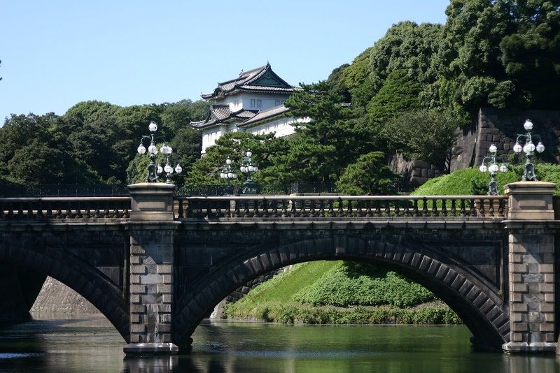 Photo Image of Things You Must Know Before Go To Imperial Palace Tokyo - Nijubashi Bridge Near Imperial Palace Complex Pictures