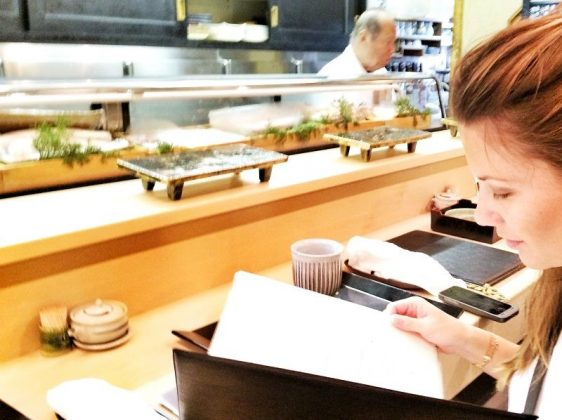 Image Photo of Best Place for Kyoto Sushi Pictures