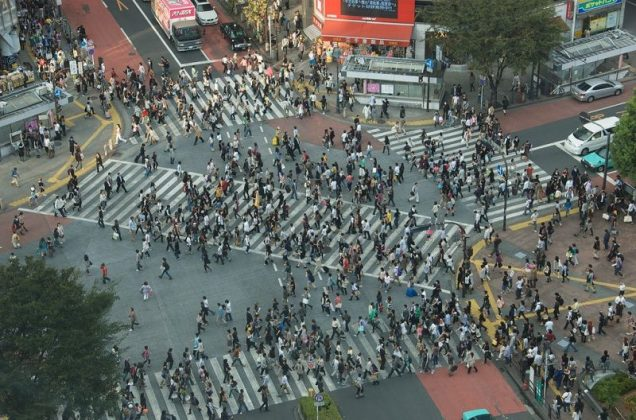 Image Photo of How to Spend 3 Days in Tokyo on Crowded Shibuya Cross Pictures