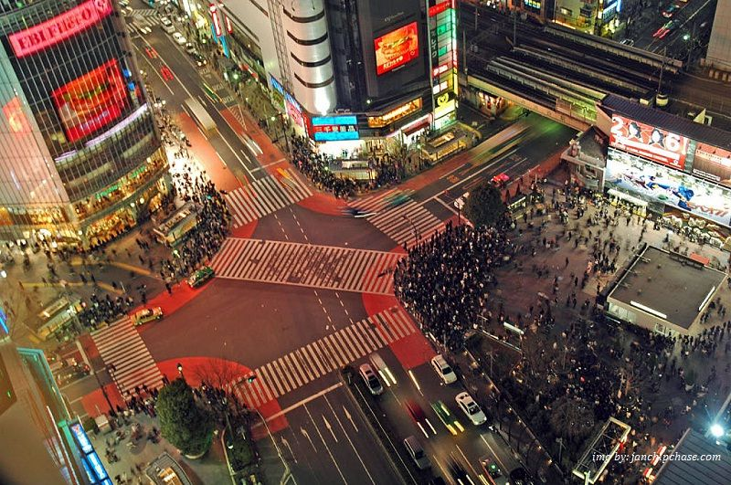 Image Photo of How to Spend 3 Days in Tokyo on Shibuya Cross Pictures