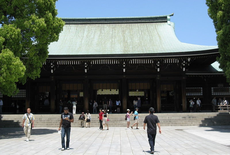Image Pictures of What To See In Harajuku - Meiji Shrine Photo