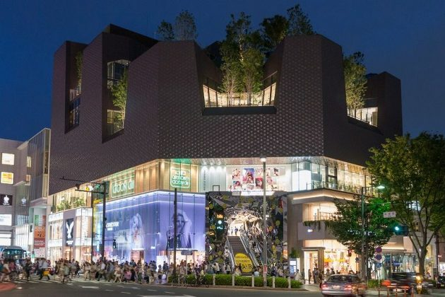 Image Picture of What To See In Harajuku - Tokyu Plaza at Naight Photos