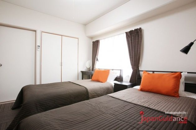 Image Photos of vacation rentals tokyo family central cozy apartment bedroom Pictures