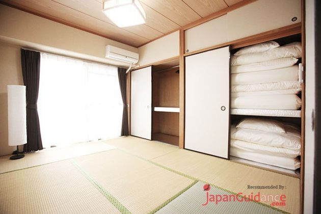 Image Photos of vacation rentals tokyo family central cozy apartment tatami bedroom Pictures