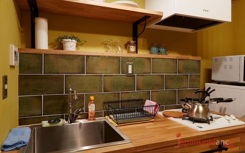 Image Photos of vacation rentals tokyo susumus cozy apartment with beauty kitchen Pictures
