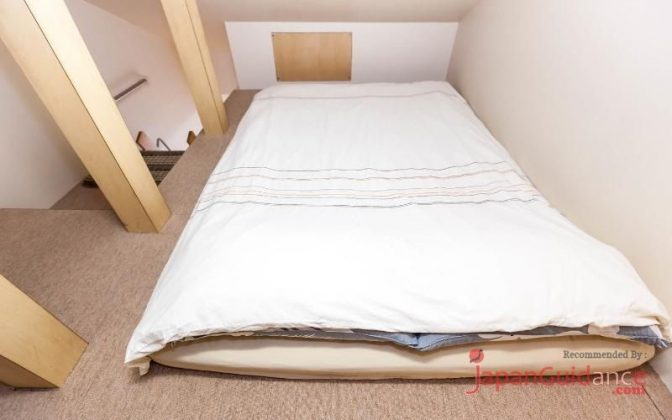 Image Photos of vacation rentals tokyo tokhouse tokyo vacation house bed at 3rd floor Pictures