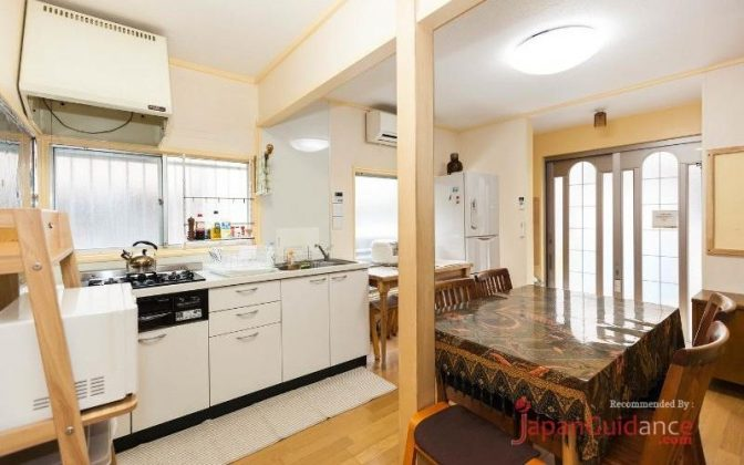 Image Photos of vacation rentals tokyo tokhouse tokyo vacation house furniture at kitchen and eat room Pictures