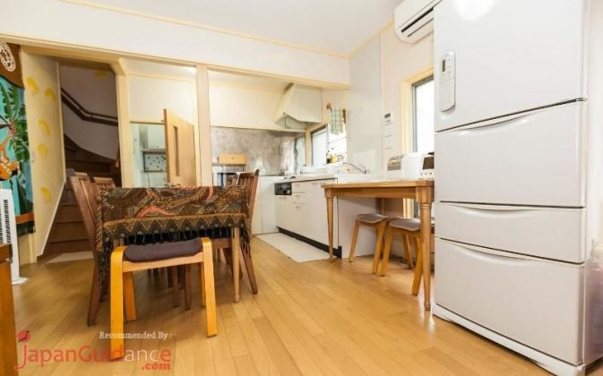 Image Photos of vacation rentals tokyo tokhouse tokyo vacation house kitchen and eat room Pictures