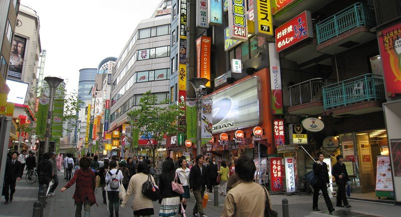 Image Photo of which cities to visit in japan ikebukuro district in tokyo Pictures