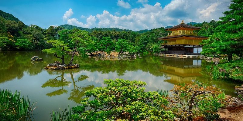 Image Photo of which cities to visit in japan kinkaku ji golden pavilion kyoto Pictures