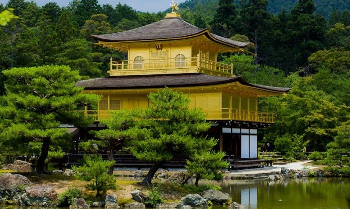 Image Photo of which cities to visit in japan kinkaku ji kyoto Pictures