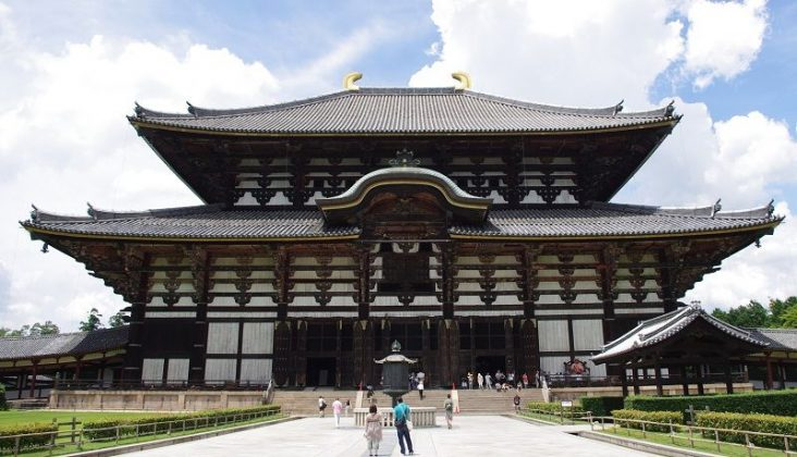 Image Photo of which cities to visit in japan todai ji nara PIctures