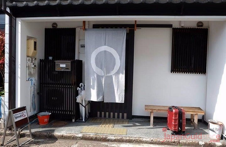 Image Photo of hotels in kyoto hannari guesthouse Pictures