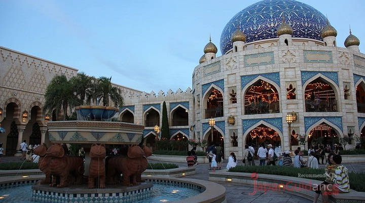 Image Photo of tokyo disney sea at arabian coast port Pictures