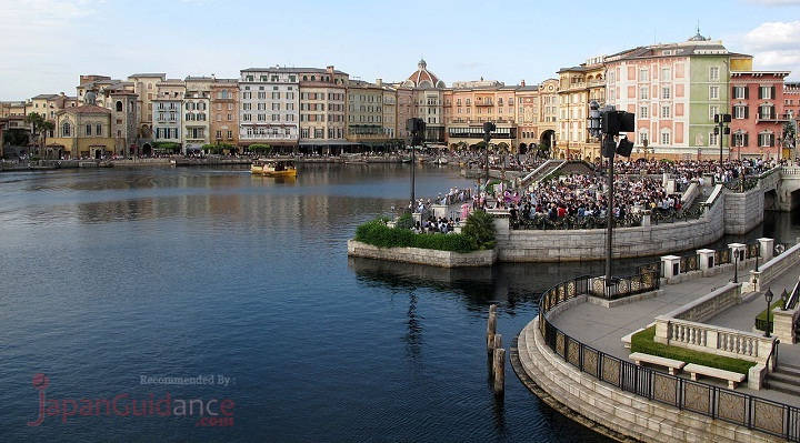 Image Photo of tokyo disney sea at mediterranean harbor port Pictures