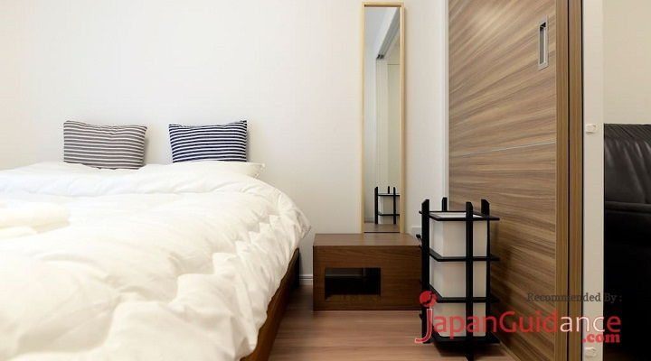 Image Photo of Tokyo Weekly Rentals AMI's Home Rentals Bedroom View Pictures