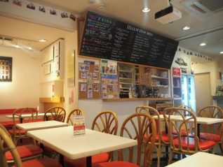 Photo Image of Best Places to Stay In Tokyo On A Budget Cafe Store Sakura Hotel Jimbocho Pictures