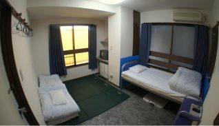 Photo Image of Best Places to Stay In Tokyo On A Budget - Family Package Room in Hotel Hoteiya Pictures
