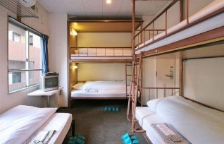 Photo Image of Best Places to Stay In Tokyo On A Budget Room in Sakura Hotel Jimbocho Pictures