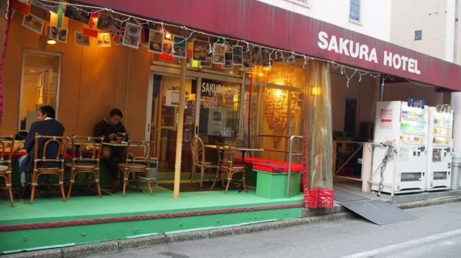 Photo Image of Sakura Hotel Jimbocho for Overnight in Tokyo Pictures