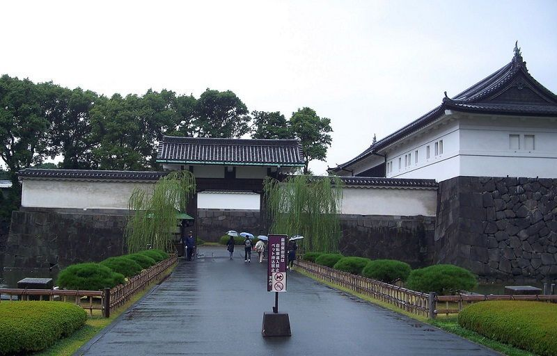 Photo Image of Things You Must Know Before Go To Imperial Palace Tokyo - Main entrance to Imperial Palace Complex Pictures