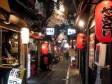 Image of What to Do in Tokyo at Night Nonbei Yokocho Photos