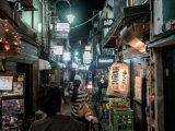 Image of What to Do in Tokyo at Night Shinjuku Golden Gai Photos