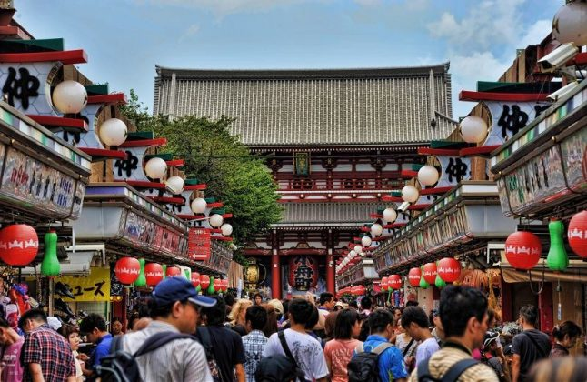 Image Photo for How to Visit Sensoji Temple Facts Pictures