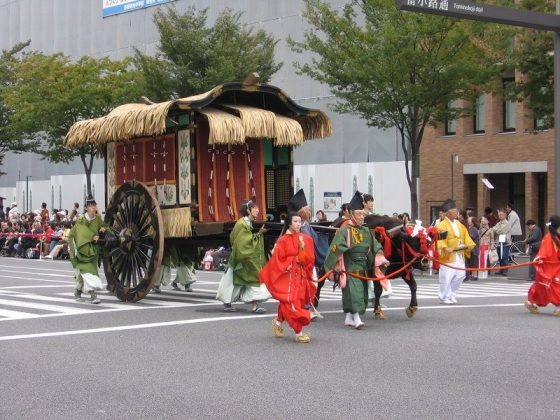 Image Photo for Sensoji Temple Facts - Jidai Matsuri Parade Pictures