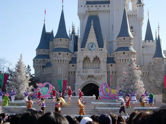 Image of Tokyo Disneyland Review - Festival at The Castle Pictures