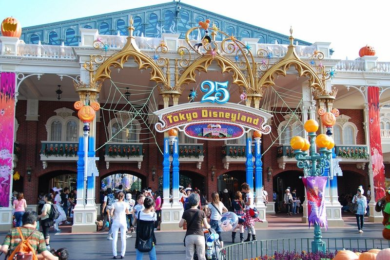 Image of Tokyo Disneyland Review - Gate of It Pictures