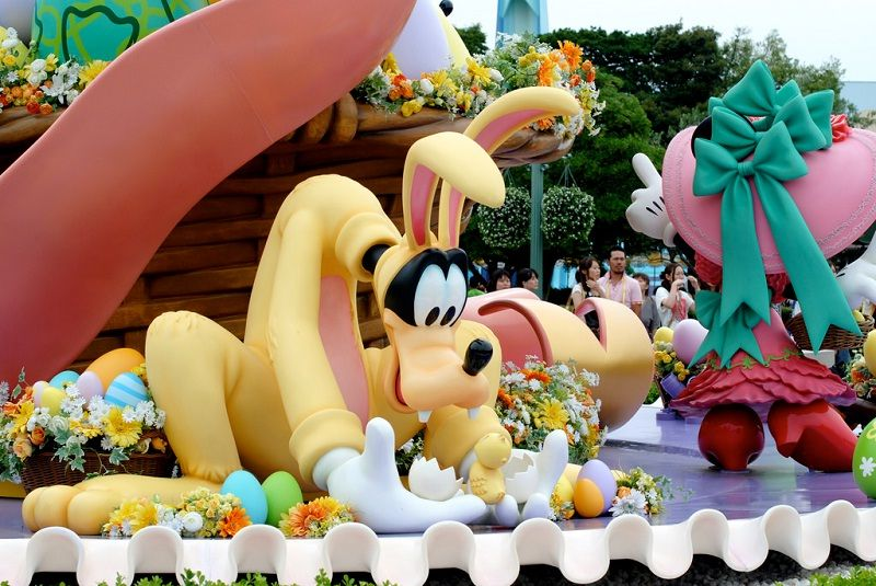 Image of Tokyo Disneyland Review - Paradise of Disney Pictures