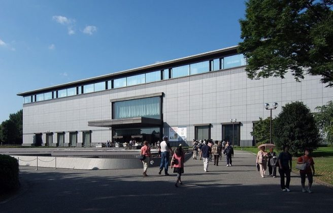 Image of Tokyo National Museum Facts - Heiseikan Building Pictures