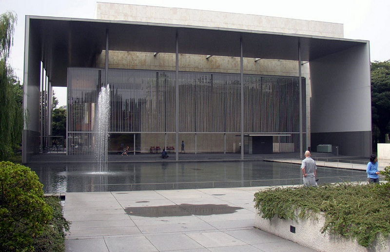 Image of Tokyo National Museum Facts - Horyuji Homotsukan Building by Taniguchi Yoshiro and Associates Pictures