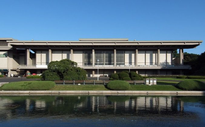 Image of Tokyo National Museum Facts - Toyokan Building Pictures