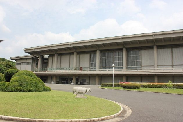 Image of Tokyo National Museum Facts - Toyokan Designed by Taniguchi Yoshiro Pictures