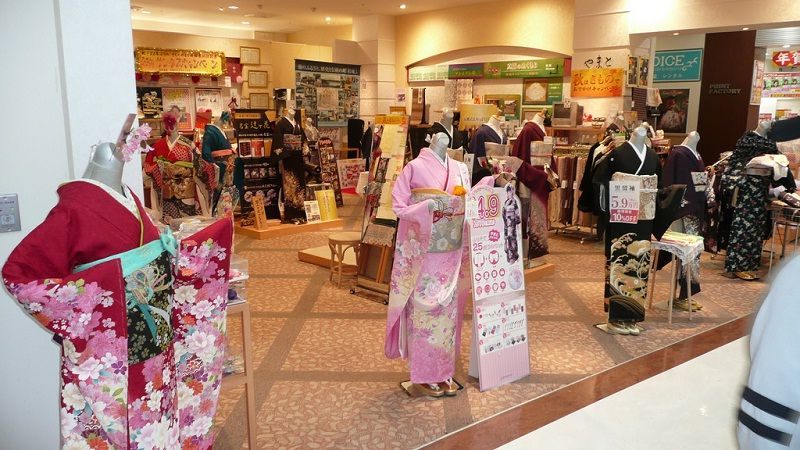 Image Photo of 10 Things You Have To Do In Tokyo - Buy Yukata or Kimono Pictures