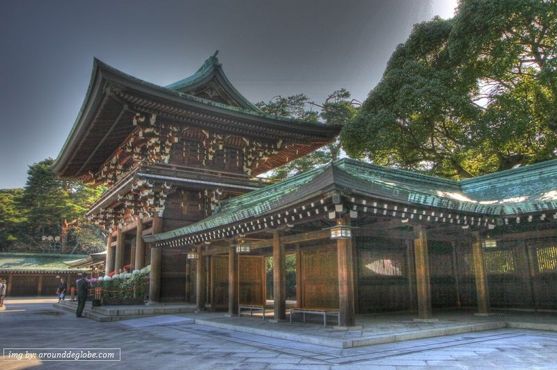 Image Photo of 10 Things You Have To Do In Tokyo - Landscaping Meiji Shrine Pictures