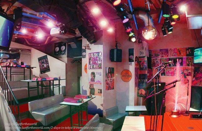 Image Phot of 10 Things You Have To Do in Tokyo - Smash Hits Karaoeke - Smash Hits Stage Pictures