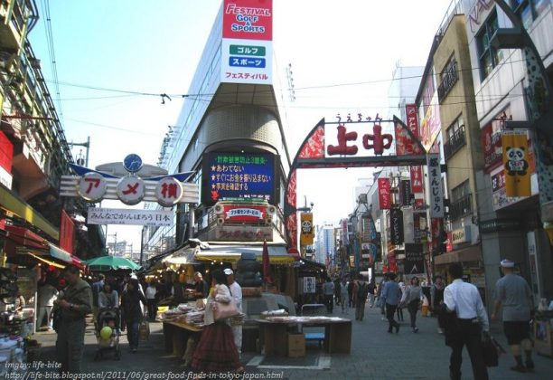 Image Photo of How to Spend 3 Days in Tokyo - Ueno Market Pictures