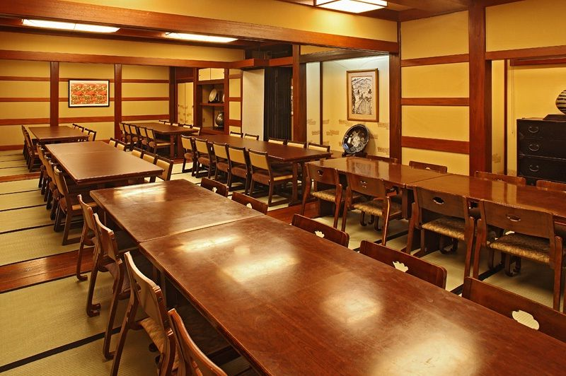 Image Pictures of Kyoto Sushi Ganko Sanjo Honten Restaurant for Muslim Images