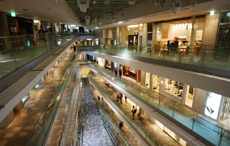Image Pictures of What To See In Harajuku - Omotesando Hills Shopping Centre Photo
