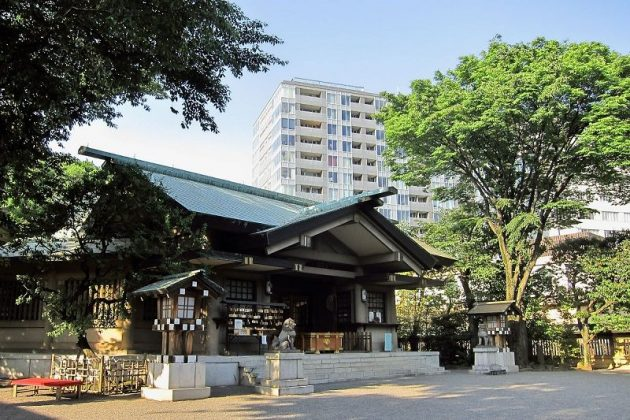 Image Pictures of What To See In Harajuku - Togo Shrine Near Harajuku Place Photo