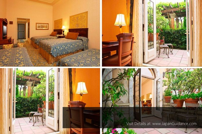 Image Photo of Hotel Near Tokyo Disneyland - Palazzo Patio Suite Room MiraCosta Hotel Pictures