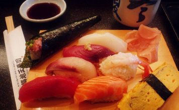 Image Photo of things to do in tokyo eating sushi Pictures