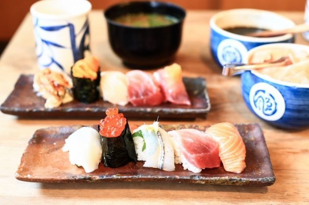 Image Photo of best places to eat osaka sushi endo sushi Pictures