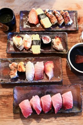 Image Photo of best places to eat osaka sushi endo sushi fish menu and other Pictures