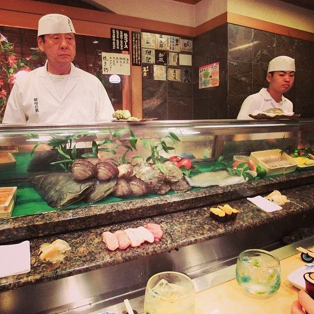 Image Photo of best places to eat osaka sushi shinakashi sushi location Pictures